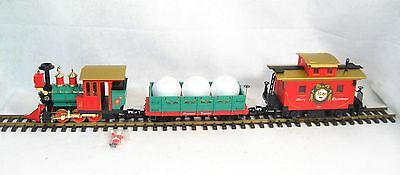 Lionel - Locomotive, Gondola, Caboose from Ornament Express Set 8-81017