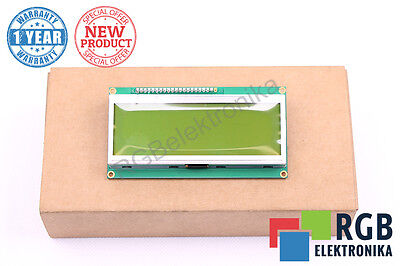 New 4X20 Characters Lcd Display For Operator Panel Op7 Simatic Siemens Id22367