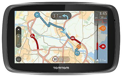 TomTom Start 50 5-Inch Sat Nav with UK and Europe Maps and Lifetime Map Updates