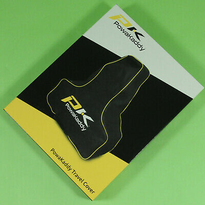 Genuine Powakaddy Trolley Travel Cover Brand New 2017