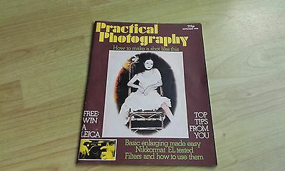 Vintage Practical Photography Magazine