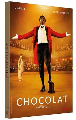 DVD *** CHOCOLAT *** avec Omar Sy, James Thierrée ( neuf sous blister )