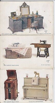 Queen's Doll House, PC, Mint, Grp 6 (S1207)