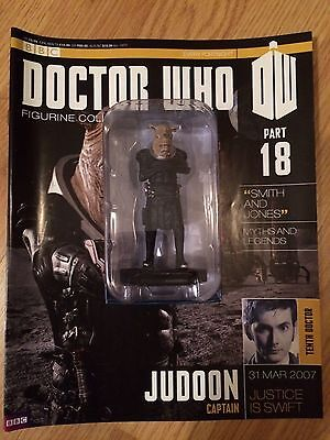 Doctor Who Eaglemoss figurine collection with magazine £10 each