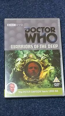 Doctor Who - WARRIORS OF THE DEEP  (DVD)