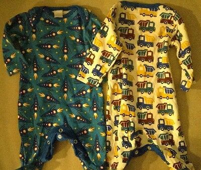 New Born Baby Boy Vests Playsuits & Sleepsuits Up to 1M 17 Items