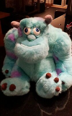 Monsters inc Sully soft toy.