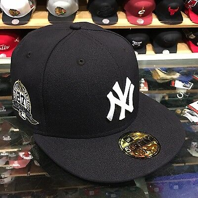 84a2eaf4287 New Era New York Yankees Fitted Hat Cap
