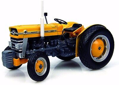 1964 Massey Ferguson 135 Industrial Tractor Diecast Scale 1/32 New Uh