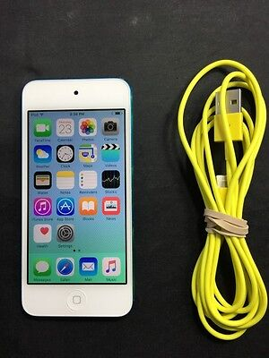 Apple iPod touch 5th Generation Blue (16GB) A2837