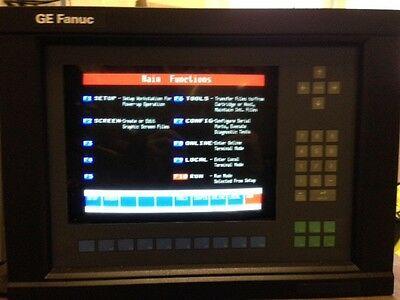 GE FANUC OPERATOR INTERFACE TERMINAL IWS-1623-GE Industrial Automation