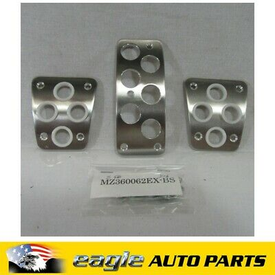 Mitsubishi Ch Lancer Es Wagon Manual Silver Sports Pedal Kit 2005 - 2008