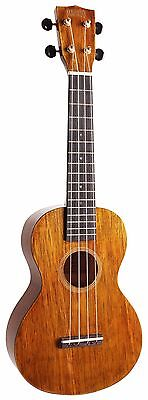 Mahalo Hano Series Concert Ukulele Mh2Vna With Carry Bag Vintage Natural Finish