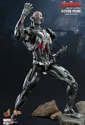 AVENGERS: Age of Ultron - Ultron Prime 1/6th Scale Action Figure (Hot Toys) #NEW