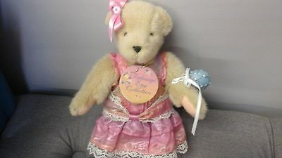 New! Muffy Vanderbear Fabearge Egg Collection 5438