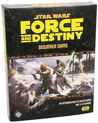 Star Wars - Force and Destiny Beginner Game