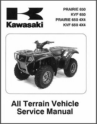 05 13 kawasaki brute force 650 kvf650 4x4 atv service repair 2002 2003 kawasaki prairie 650 kvf 650 4x4 atv service manual on a