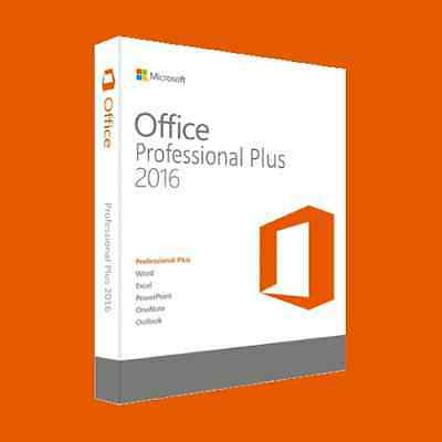 Microsoft Office Professional Plus 2016 5 User Key Download link Online Delivery