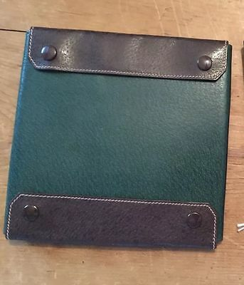 Vintage GUCCI Leather Currency Holder