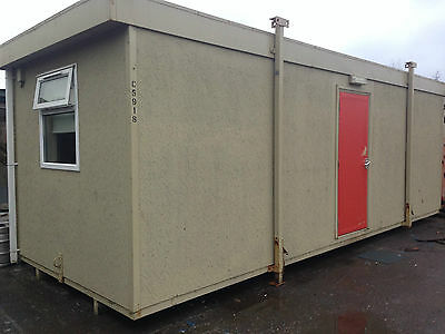 24ft by 9ft Portable Cabin sleeper uni