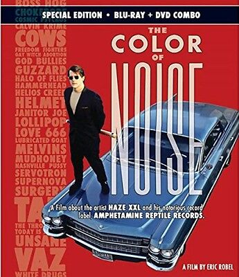 The Color Of Noise: Special Edition: New Blu-Ray / DVD Set