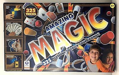 Amazing Magic Trick Set Brand New 325 Tricks! With Full Instructions Great Value