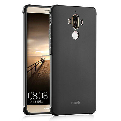 360° Shockproof Slim Blade Bumper Soft Silicone Back Case Cover Skin For Huawei