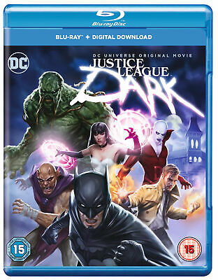 Justice League Dark [2016] (Blu-ray) Roger R. Cross