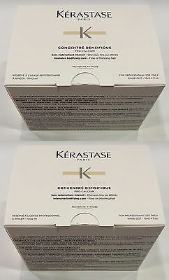 2 X Box Concentre Densifique 10 X 12ML Kerastase