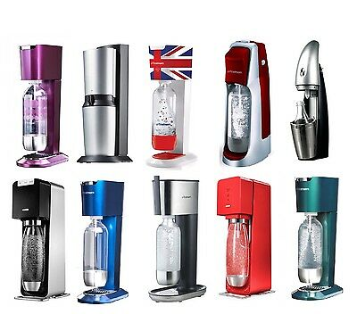 Sodastream Machines *free flavours included*
