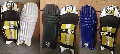 "MB Malik ""LALA EDITION"" Cricket Batting Pads,Original New Arrival"