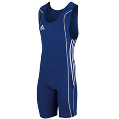 Special Offer - Adidas W8 Mens Suit Blue