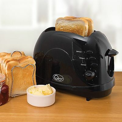 Quest 2 Slice Toaster  700 Watts * New*