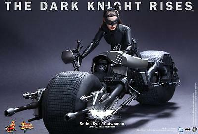 "Hot Toys Batman "" Bat-Pod "" mms177 . Sideshow scale 1/6 ."