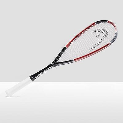 HEAD Nano Ti 110 Squash Racket One Size Red