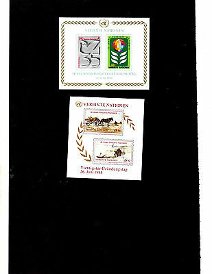 United Nations Mint Vienna Stamps (Lot 1469)