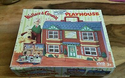 Wallace & Gromit West Wallaby Street Playhouse