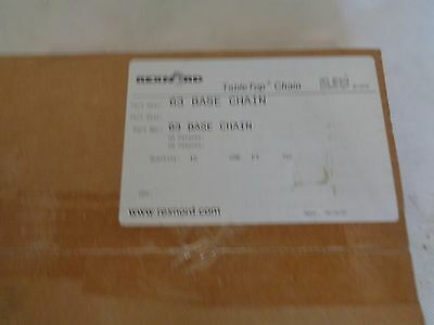 New Rexnord 63 Base Chain 10 Ft