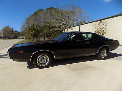 1971 Dodge Charger charger coupe 1971 Charger California car since new. 2 owners 440 car with Factory Ac Show new