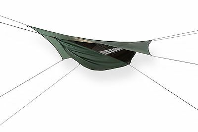 Hennessy Hammock Expedition Classic & FREE SNAKE SKIN & FREE Shipping NEW