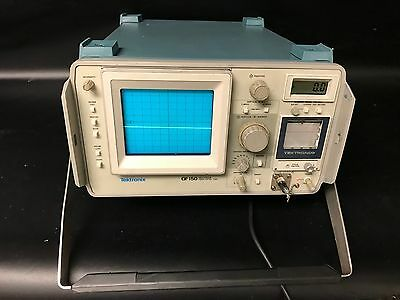 Tektronix OF150 Fiber Optic Time Domain Reflectometer TDR