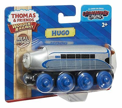 HUGO ENGINE ~NEW~ DTB89 Thomas and friends Wooden Railway Train Track