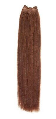 Euro Silky Weave | Human Hair Extensions | 18 inch | Red Head (30)