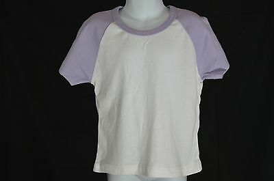 NEW 36 pc. Bulk Lot Anabil USA Lavender Childrens/Girls shirts 12-S - 24-M