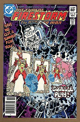 Fury of Firestorm 18 NM+ 9.6 DC Comics 1983