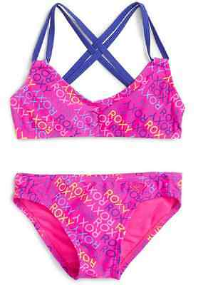 08c97821499dd Roxy Little Girls  2-Pc.Roxy Ready Bikini Swimsuit