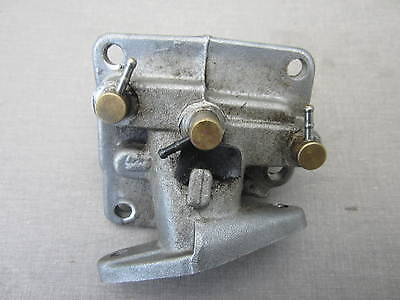 Superbyke Powerband R50 2009 Chinese Scooter Carburetor Manifold Intake & Reed