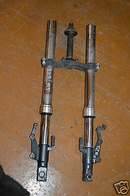 Yamaha tzr 125 front forks with yoke