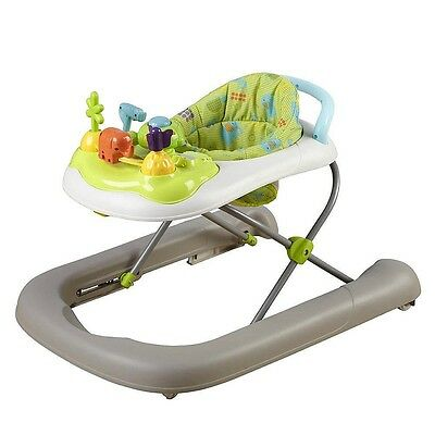 Babies R Us 2 in 1 Baby Walker with Toy Tray Activity Centre