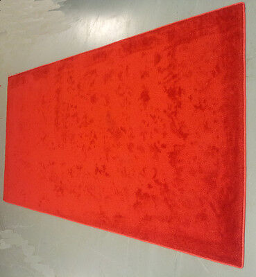 Red Carpet for Wedding Party Events Step and Repeat Backdrops 4' x 18'